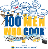 100 Men Who Cook Goes to the Movies @ Owensboro Convention Center | Owensboro | Kentucky | United States
