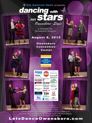 Dancing with Our Stars - Owensboro Style @ Owensboro Convention Center | Owensboro | Kentucky | United States