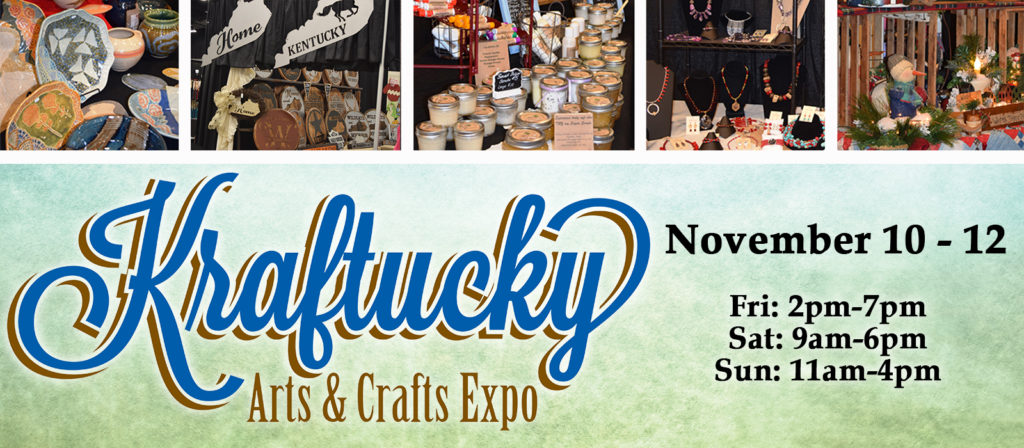 2017 Kraftucky Arts and Crafts Expo @ Owensboro Convention Center | Owensboro | Kentucky | United States