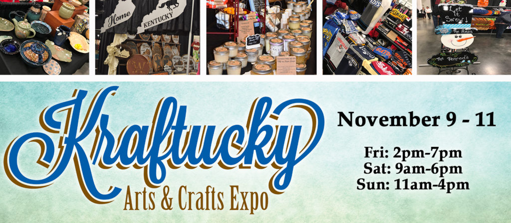 2018 Kraftucky Arts and Crafts Expo @ Owensboro Convention Center | Owensboro | Kentucky | United States