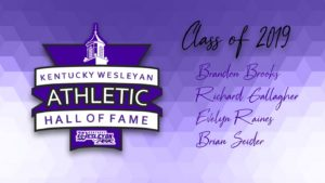 KWC - Athletic Hall of Fame Induction Ceremony and Dinner Presented by Kentucky Legend