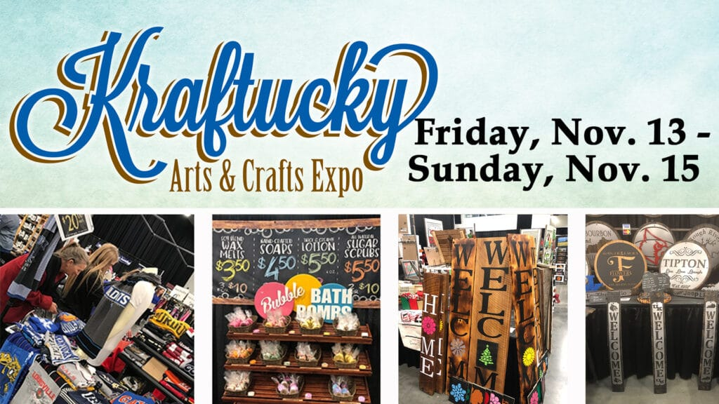 2020 Kraftucky Arts and Crafts Expo @ Owensboro Convention Center | Owensboro | Kentucky | United States
