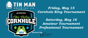 2015 Ohio Valley Cornhole Championship @ Owensboro Convention Center | Owensboro | Kentucky | United States