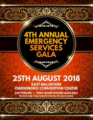 4th Annual Emergency Services Gala