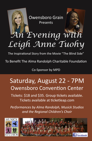 ALMA REVISEDTuohy Event Poster 11x17