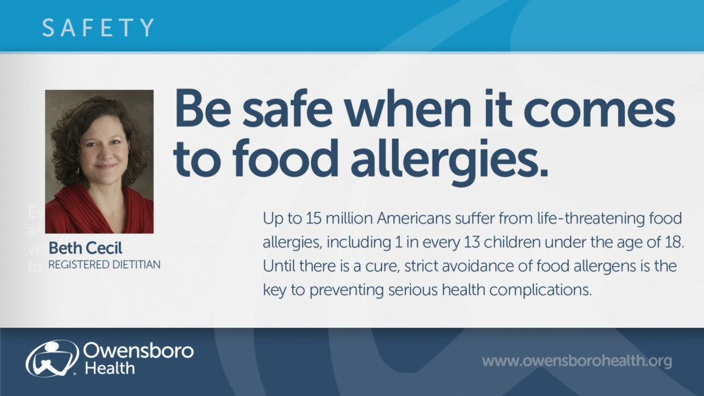 Owensboro Health_Food Allergies_WW