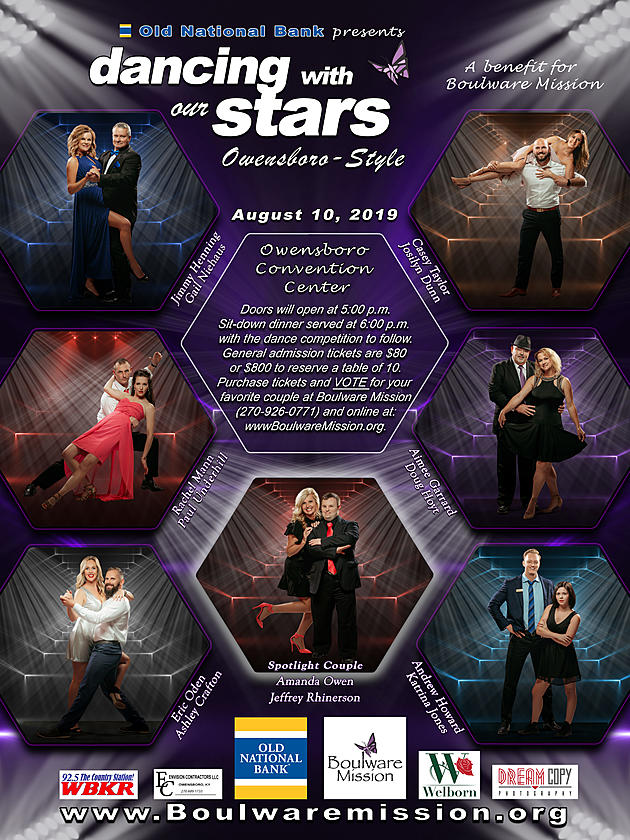 7th Annual Dancing With Our Stars Owensboro Style @ Owensboro Convention Center | Owensboro | Kentucky | United States