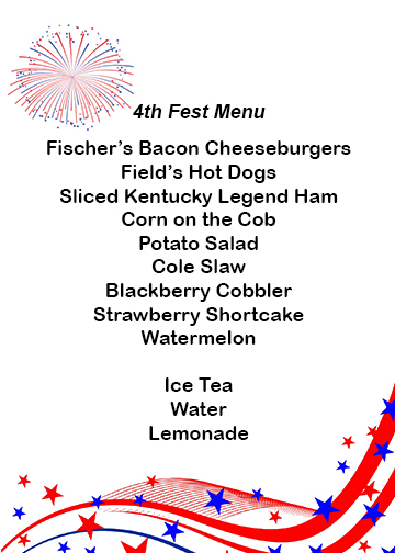 Menu for website_2015 4th Fest