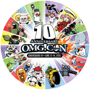 OMG!Con Free Preview Event @ Owensboro Convention Center | Owensboro | Kentucky | United States