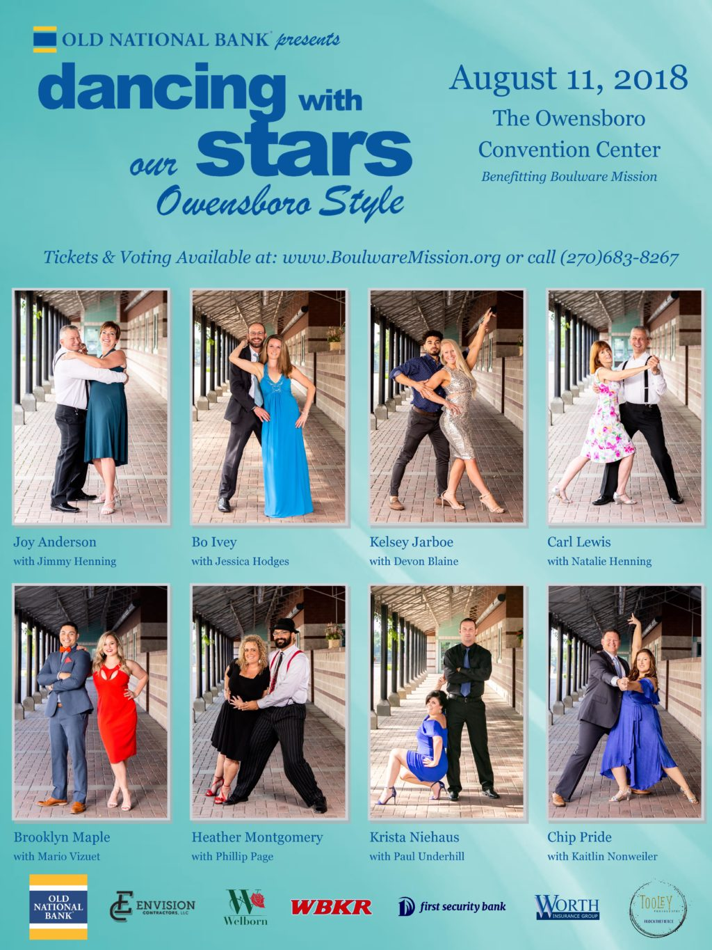 6th Annual Dancing With Our Stars Owensboro Style @ Owensboro Convention Center | Owensboro | Kentucky | United States
