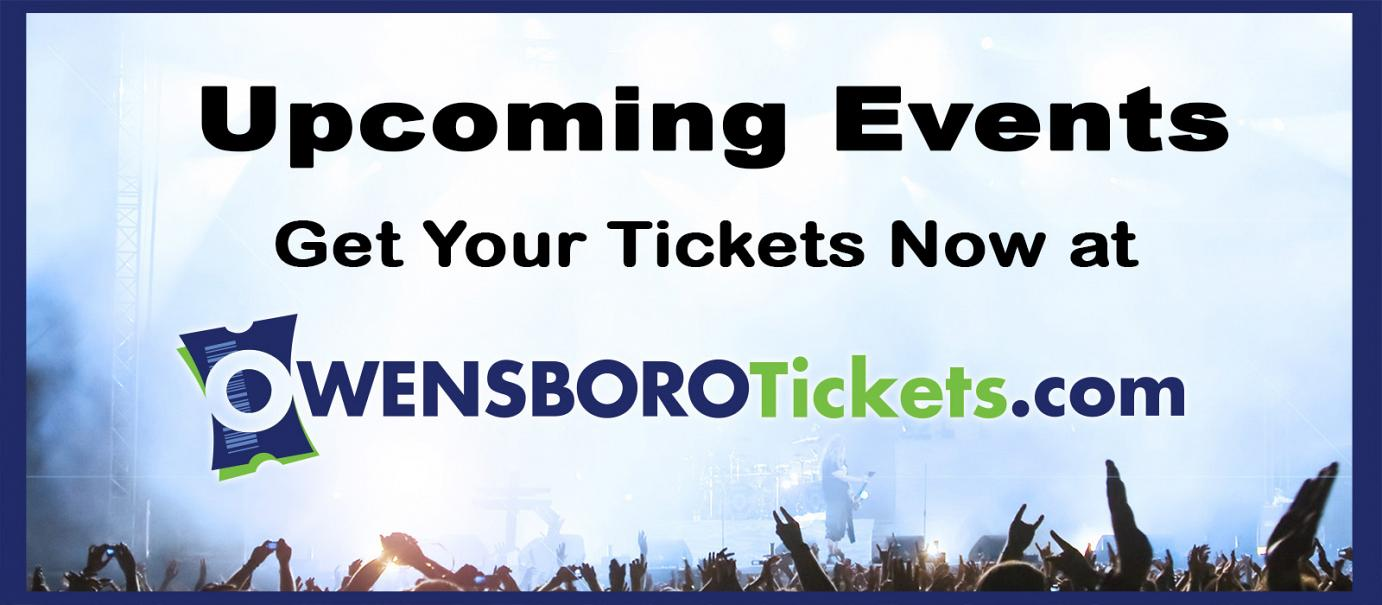 Owensboro Tickets