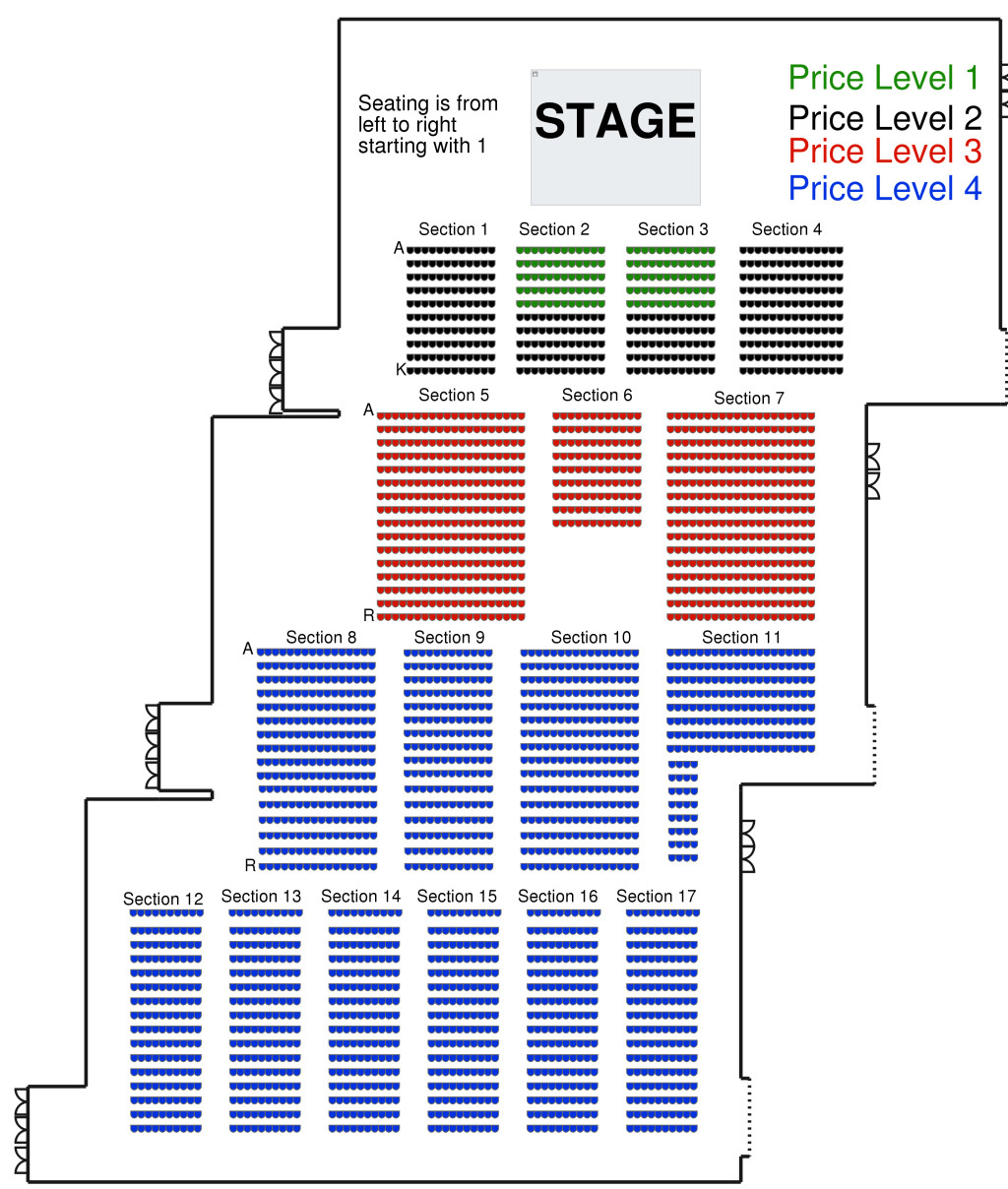 Seating Map_Big Daddy Weave