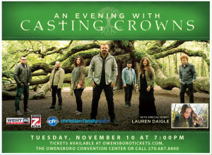 TV Interview_CastingCrowns