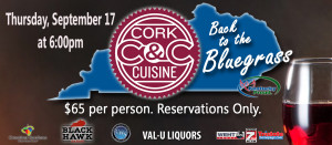 Cork & Cuisine - Back to the Bluegrass @ Owensboro Convention Center | Owensboro | Kentucky | United States
