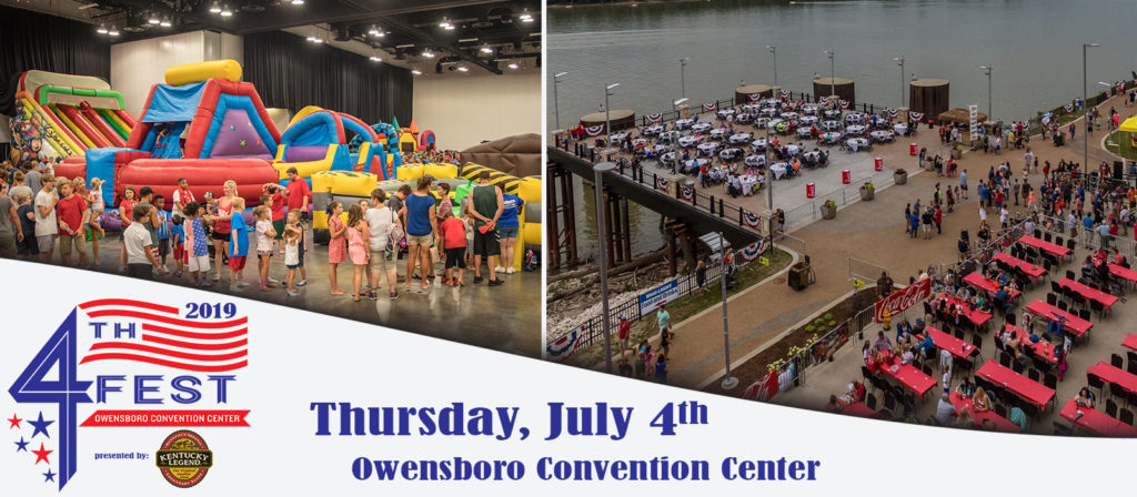 2019 4th Fest presented by Kentucky Legend @ Owensboro Convention Center