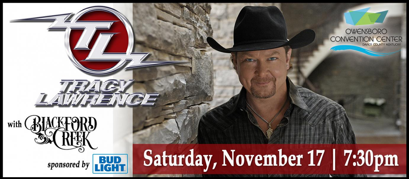 Tracy Lawrence in Concert