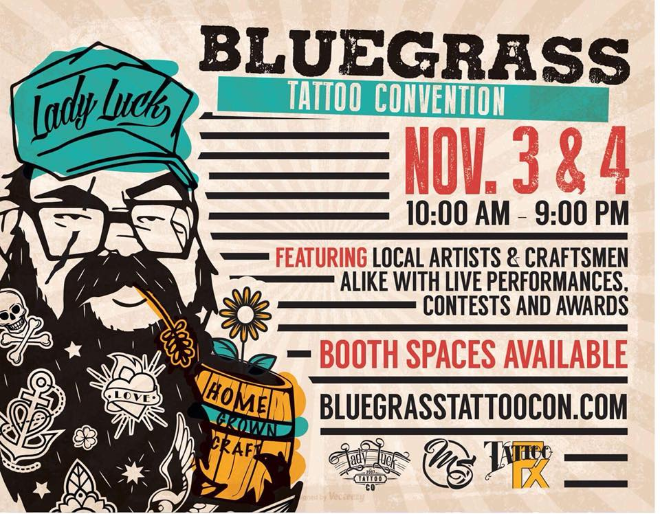 Bluegrass Tattoo Convention