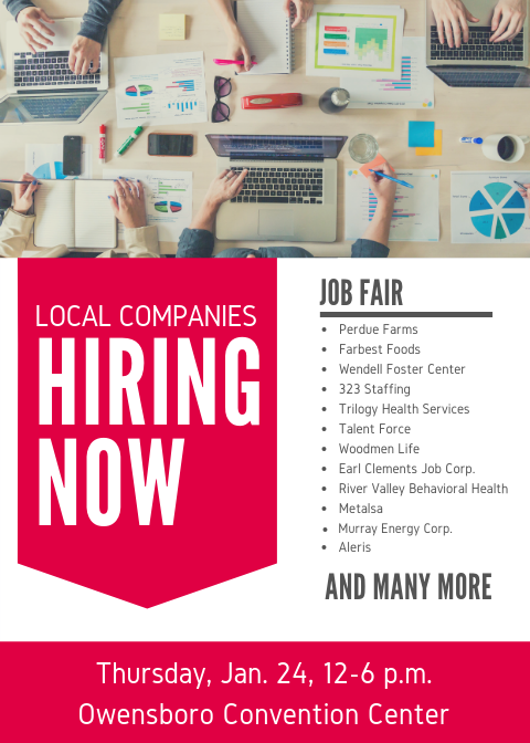 Cromwell Radio Group's Job Fair presented by Signature Healthcare