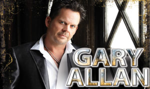 Gary Allan with Special Guest Olivia Lane @ Owensboro Sportscenter | Owensboro | Kentucky | United States