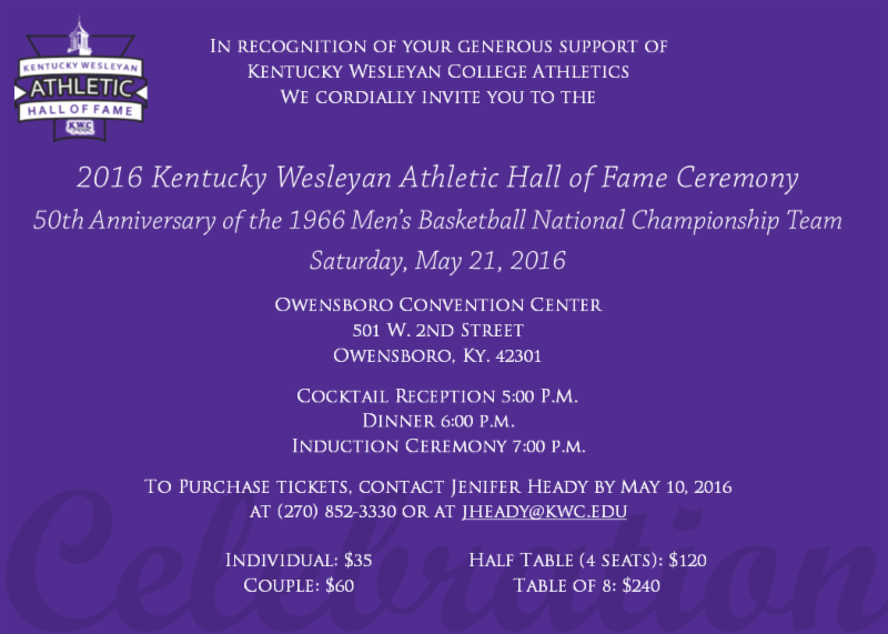 kwc hall of fame