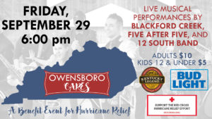 Owensboro Cares - A Benefit Concert for Hurricane Relief