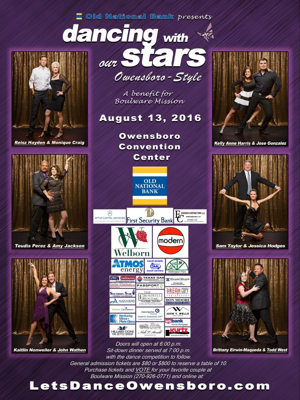 poster dancing with our stars