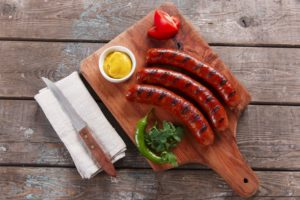 Artisan Crafted Series® Sausage Tasting hosted by Kentucky Legend