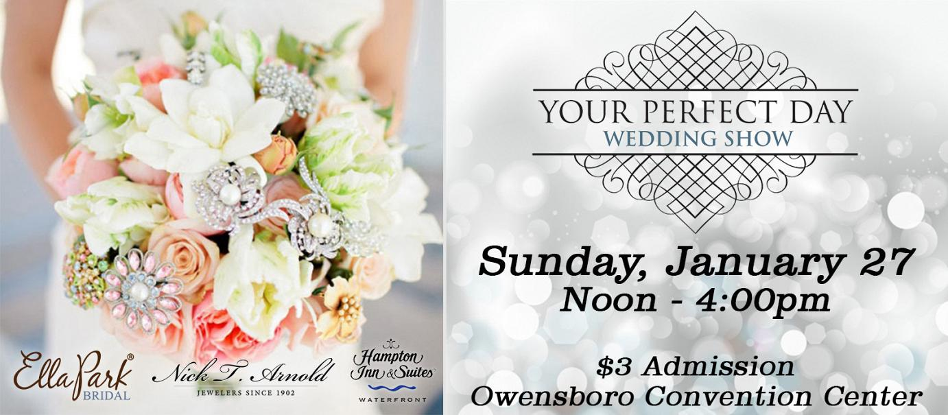 Your Perfect Day Wedding Show 2019