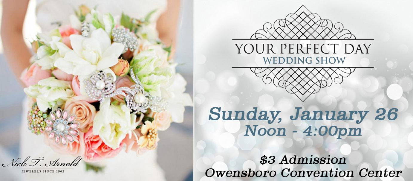 Your Perfect Day Wedding Show 2020