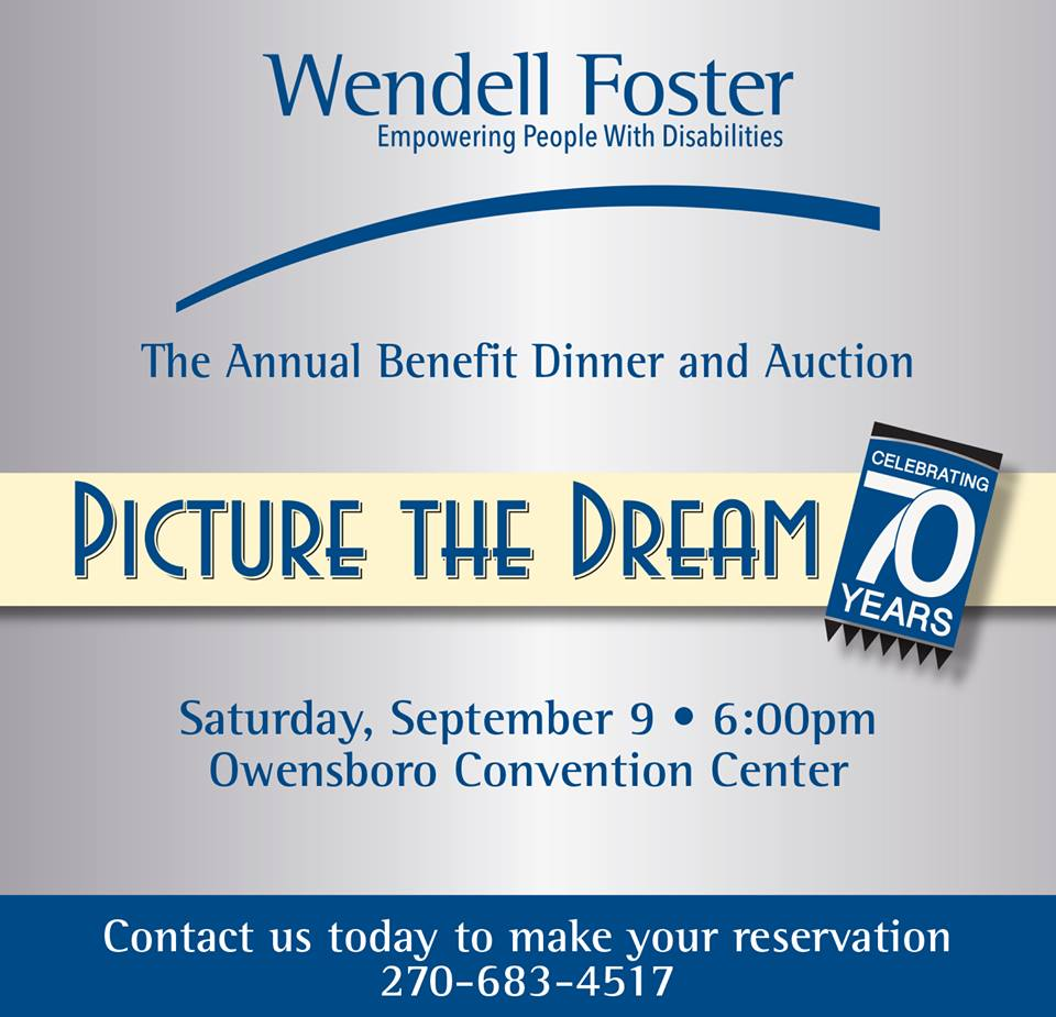 Wendell Foster Annual Benefit Dinner & Auction