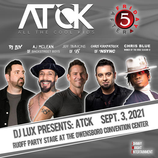 Friday After 5 - ATCK (All The Cool Kids)