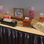 Caswell candy bar