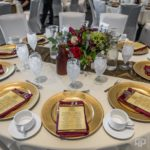 Emergency Services Gala 2018 11 table setting