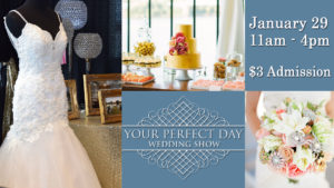 Your Perfect Day Wedding Show 2017 @ Owensboro Convention Center   Owensboro   Kentucky   United States