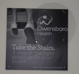 OH Take the Stairs 3