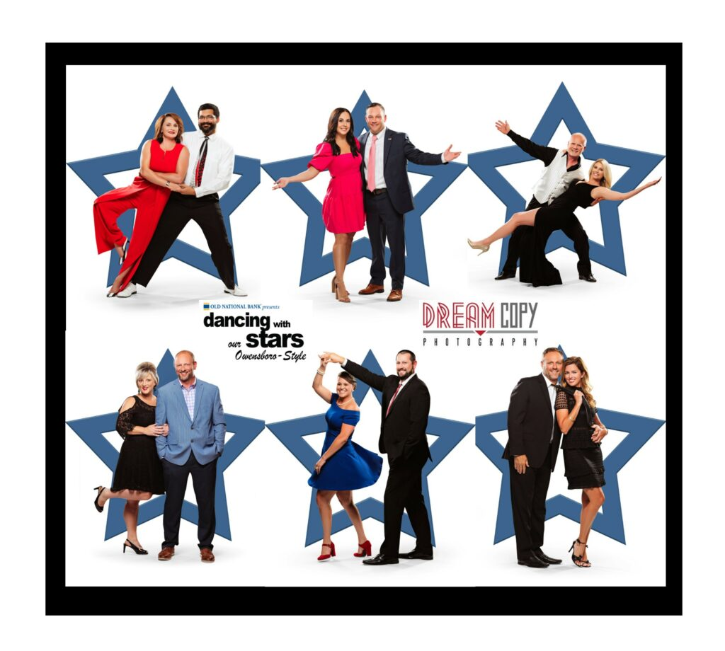9th Annual Dancing With Our Stars Owensboro Style @ Owensboro Convention Center   Owensboro   Kentucky   United States