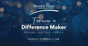 """Wendell Foster """"Forever a Difference Maker"""" Dinner, Auction, and Dance"""